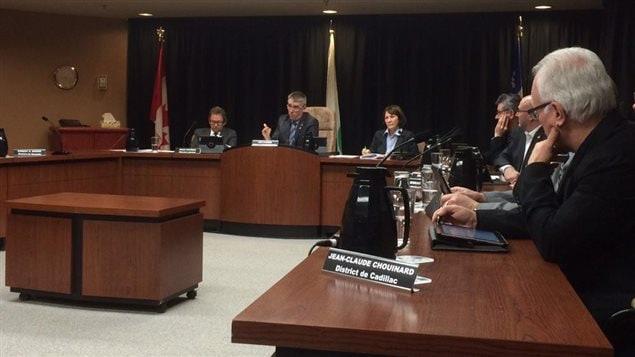 Séance du Conseil municipal de Rouyn-Noranda du 12 janvier