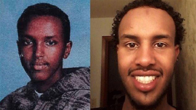 Mahad Hirsi et Hamsa Kariye