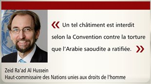 Déclaration de Zeid Ra'ad Al Hussein