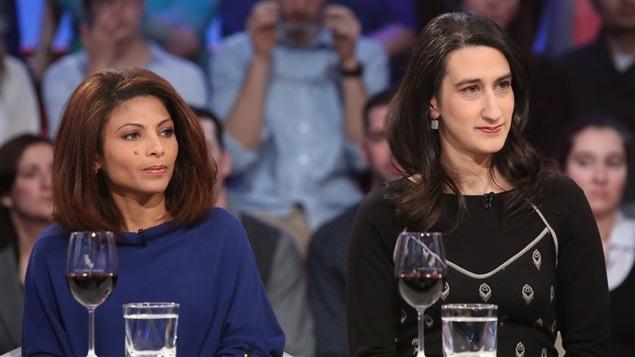 Tout le monde en parle - Ensaf Haidar et Mireille Elchakar - Émission du 25 janvier 2015