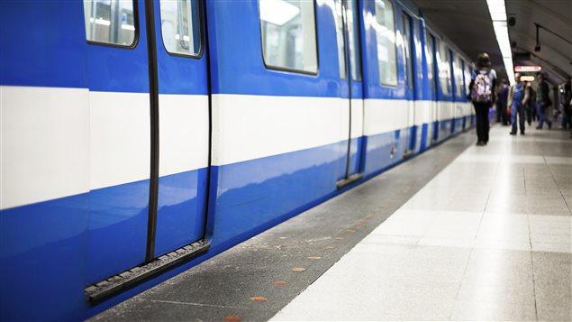 Wagons du métro de Montréal