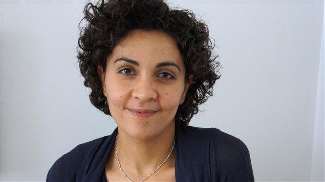 L'anthropologue, ethnomusicologue et écrivaine Yara El-Ghadban.