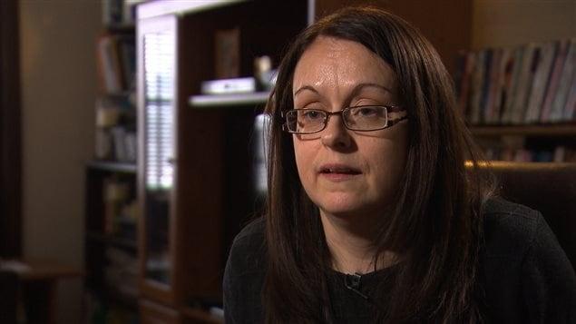 Carole Thomas reproche au Service de police de Longueuil de n'avoir pas assuré un suivi adéquat à la suite de sa déclaration.