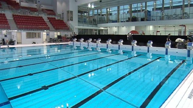 Un autre championnat canadien de natation au peps ici for Centre sportif terrebonne piscine