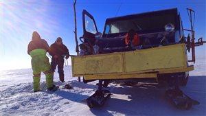 Avant les inondations de 2011, ils étaient plus de cinquante professionnels à vivre de la pêche au Doré et à la Perchaude sur les bords du lac Manitoba à Saint-Laurent. Aujourd'hui, ils ne sont qu'une dizaine.