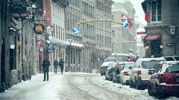 Comment la neige modifie-t-elle le paysage sonore de Montréal?