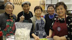 Les visages de Montréal : la communauté chinoise