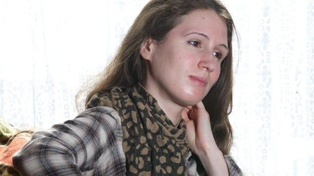 L'auteure Valérie Vidal