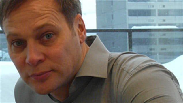 L'auteur Pascal Dufour