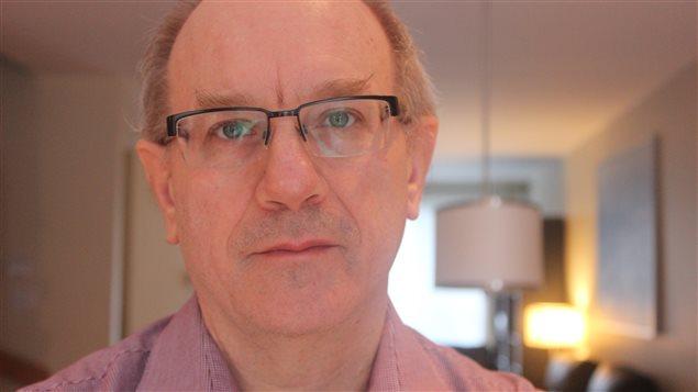 L'auteur André Duchesne