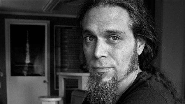 L'auteur Yves Boudreault