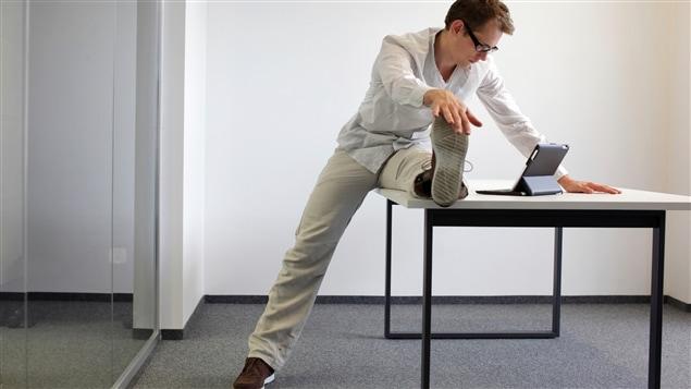 Instaurer le mouvement dans sa routine de travail, un avantage.