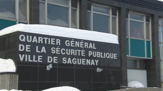 Le quartie général de la Sécurité publique de Saguenay
