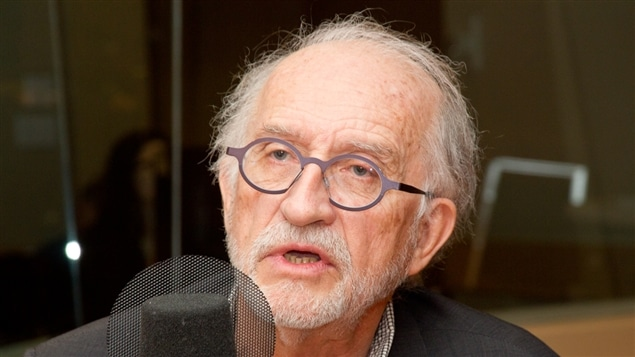 Le cinéaste, auteur et philosophe Jean-Daniel Lafond