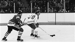 Archives : la version radio du 500e but de Guy Lafleur