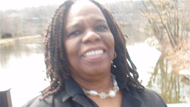 L'auteure Marie-Soeurette Mathieu
