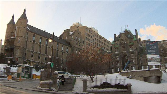 Hôpital Royal-Victoria à Montréal