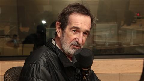 Le réalisateur André Melançon en entrevue avec Michel Désautels