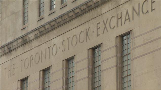 Bourse de Toronto