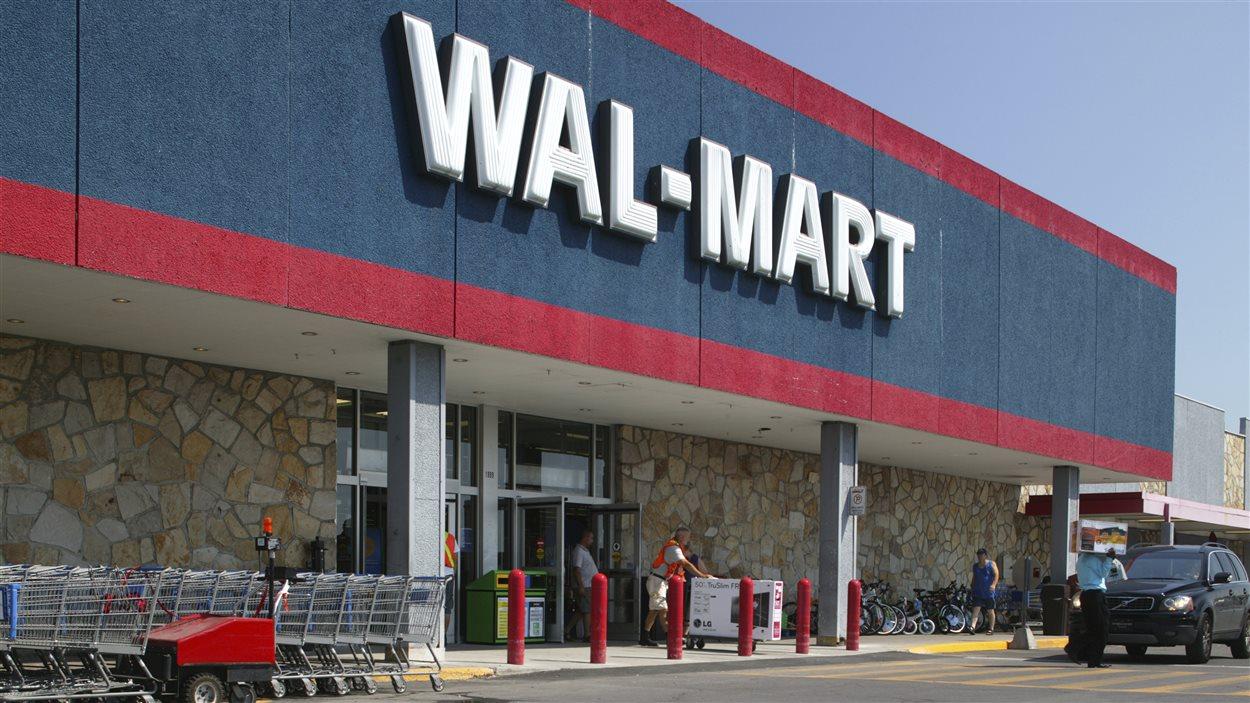 walmart commence boycotter visa en ontario ici radio. Black Bedroom Furniture Sets. Home Design Ideas