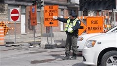Circulation:des policiers qui coûtent cher