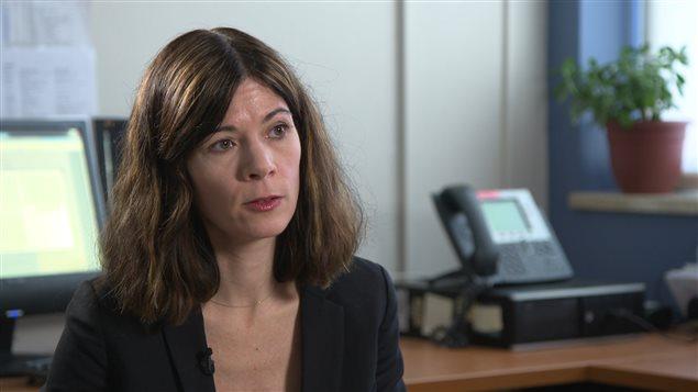 Maryse Bouchard, professeure au Département de santé environnementale et au travail de l'Université de Montréal