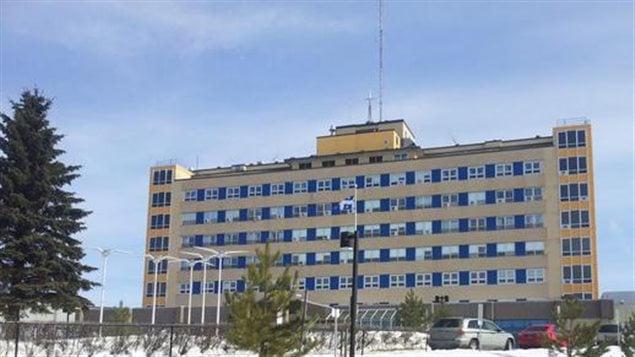 L'hôpital d'Amos est l'hôte d'une étude sur les douleurs au dos