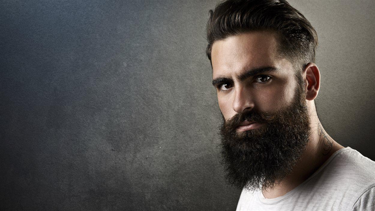 barbes et moustaches symboles virils qui font et d font. Black Bedroom Furniture Sets. Home Design Ideas