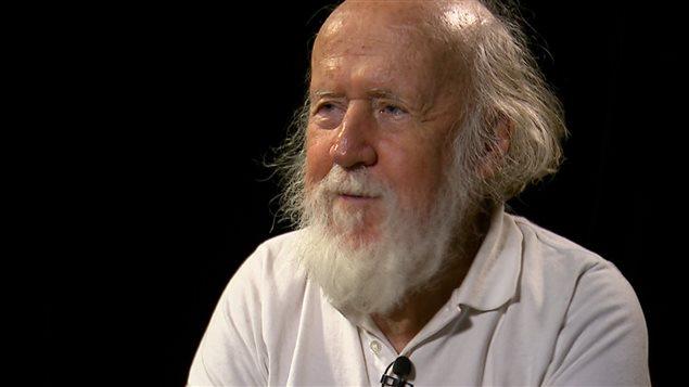 L'astrophysicien Hubert Reeves (archives)