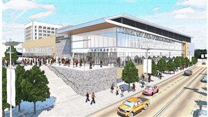 Event Center de Thunder Bay