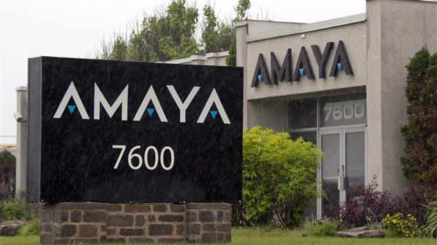 Siège d'Amaya à Montréal