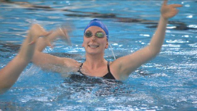 Motiv e par le sport l onie est rest e l 39 cole gr ce for Academie lafontaine piscine