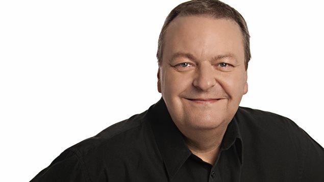 Yves Dubuc, l'animateur de l'émission «Le matin du Nord» sur ICI Radio-Canada Première Sudbury.