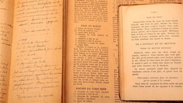 Jehane benoit la grande dame de la cuisine qu b coise for Anciens livres de cuisine