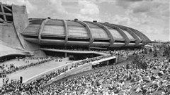 Il y a 40 ans : ouverture des Jeux olympiques de Montréal