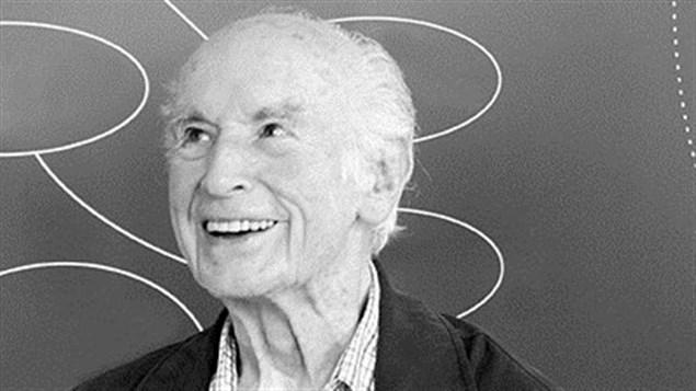 Albert Hofmann à l'âge de 100 ans, en 2006