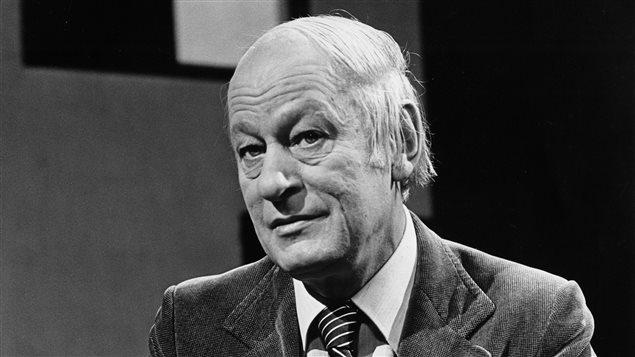 René Lévesque en 1979