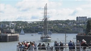 Les Grands voiliers seront à Québec en 2017