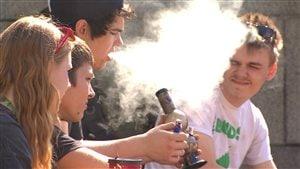 Consommer régulièrement de la marijuana poserait un risque à la santé mentale