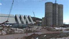 Coûts supplémentaires de 450 millions pour la cimenterie de Port-Daniel-Gascons