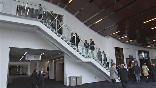 Le Centre des congrès de Lévis a été agrandi
