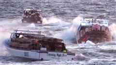 Sécurité en mer : des changements préoccupent des pêcheurs