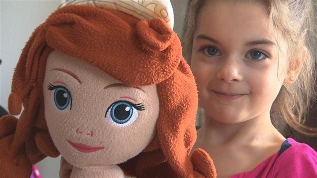 Arielle, la soeur d'Arthur