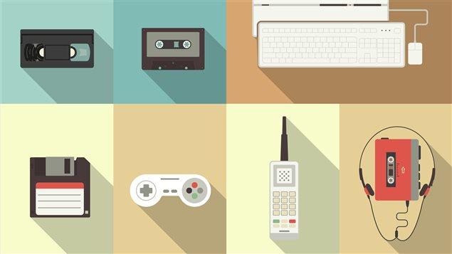 Des technologies apparues au cours des dernières décennies