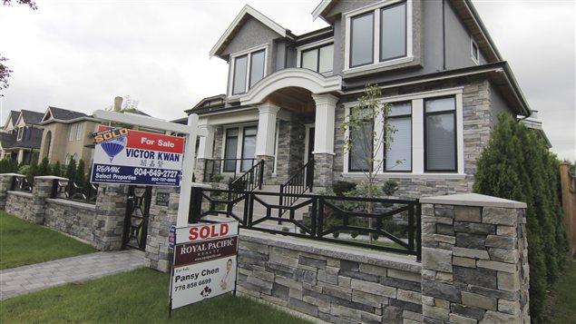 une maison vendue vancouver - Maison Canada