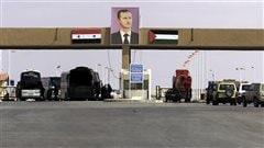 Des rebelles syriens appuyés par les États-Unis tentent de scinder le «califat» de l'EI