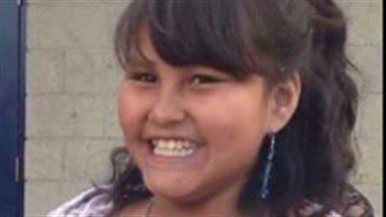 Le corps de la jeune Teresa Robinson a été retrouvé quelques jours avant son 12e anniversaire.