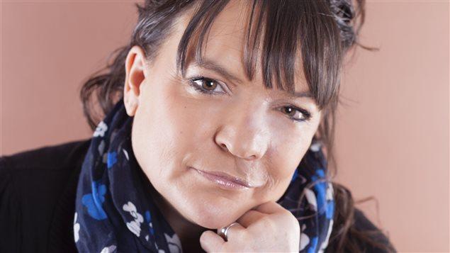 L'auteure Chantale Potvin