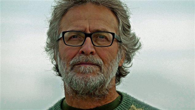 L'auteur Gaétan Laprise.