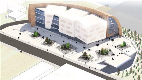 L'Université Laval demande l'aide du fédéral pour réaliser le projet d'Institut nordique.